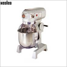 Xeoleo Commercial 20L Food mixer Baking equipment  Multifunction planetary Dough mixers Blend mixer Egg Beat machine 220V/750W