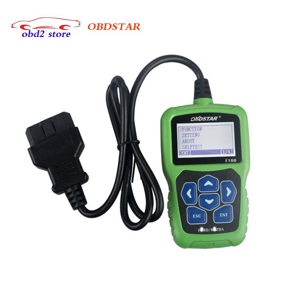 OBDSTAR F100 Auto Key Programmer Smart Keys Without Password Needed F 100 Immobilizer / Odometer correction OBD2 Diagnostic tool