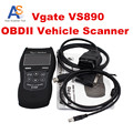 2016 OBD2 Scanner High Quality Vgate VS890 Multi language Car Code Reader Auto Diagnostic Tool VS 890  VS-890