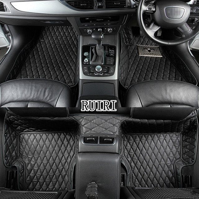Good Quality Custom Special Floor Mats For Right Hand Drive Toyota