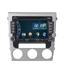 """Built-in 42 pcs wallpapers 7"""" Car DVD GPS Player with IPOD Bluetooth TV AM FM for Volkswagen VW Lavida 2011 Low-version"""