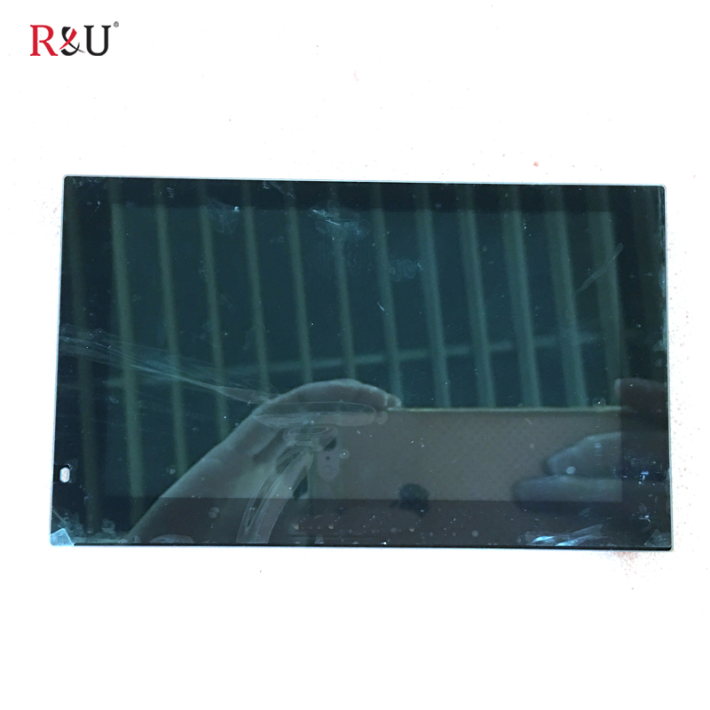 R&U LCD screen Display + Touch Screen Panel Digitizer assembly for Garmin NUVI 2599 2529 22559 2519 2589 LM LM ZD050NA-05E GPS original new 4 3inch for garmin nuvi 760t 770 780 gps lcd display screen lq043t1dh41 lcd screen touch panel free shipping