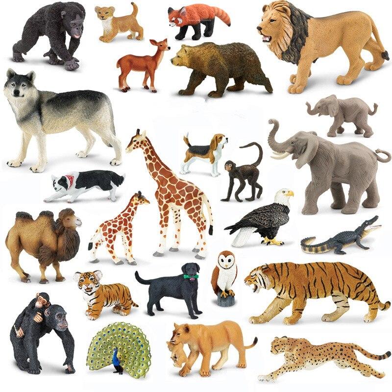 того, набор картинок животных слишком просторные хоромы