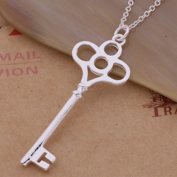 c91455f6796d AN252 925 stearling el collar de plata 925 joyería de moda colgante  dominante brillante aziajqpa akgajbna