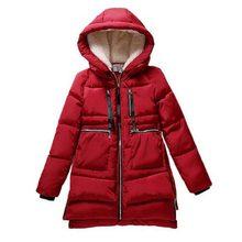 2016 Женщины Зима качество Ватная Куртка Женская Верхняя Одежда Утолщение красный Вниз Хлопок Ватные Пальто Женщин женская Парки Плюс 3 XL