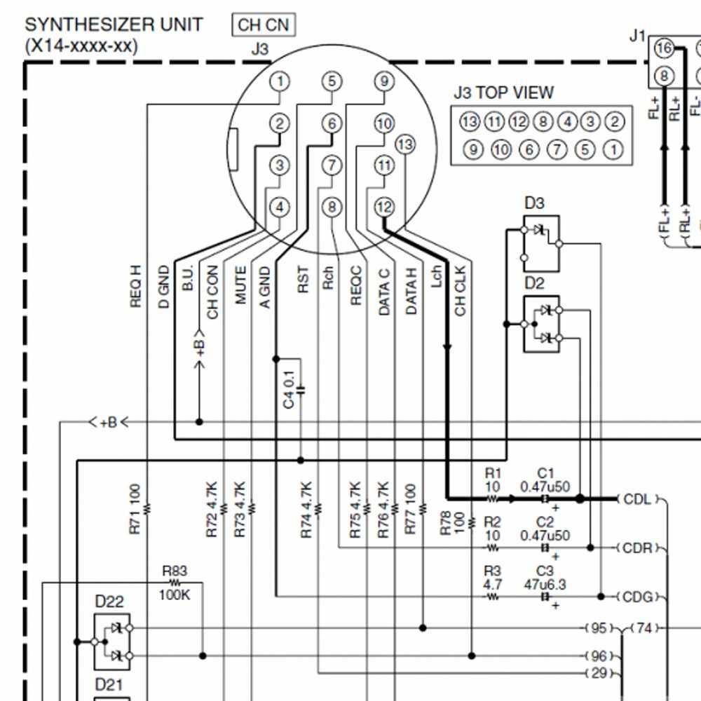 Kenwood Cd Changer Wiring Diagram | Wiring Diagram on