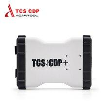 2017 Самых Продаваемых TCS CDP Pro Bluetooth TCS CDP 2014.02 R2 TCS CDP PRO Plus OBD2 Автоматический диагностический инструмент С Высоким Качеством