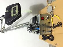 Hot Sale 220V 110V High Precision Spot Welder Kit Dental Spot Welding Machine Jewelry Argon Spot Welders with Optic Device ghtoo