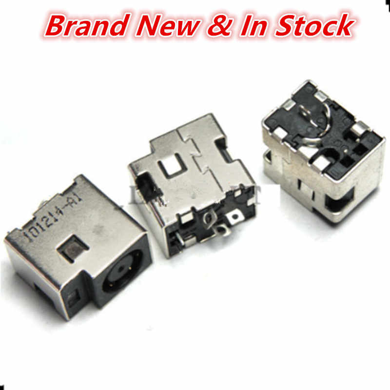 Gimax 10x New Power DC IN Port Jack Socket Connectors Plug with Cable fit for LaptopHP CQ50 CQ60 CQ70 G50 G60 G70 50.4HA28.001