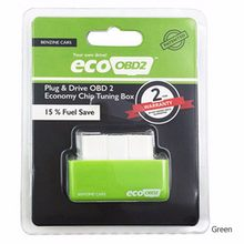 Nitro OBD2 Eco การใช้ EcoOBD2 ECU Chip Tuning Box Plug NitroOBD2 Eco OBD2 สำหรับรถดี(China)