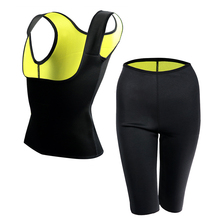 942851da4956f Waist trainer hot shapers waist trainer corset Shaper Slimming Pants   Vest    Sleeve Super Stretch