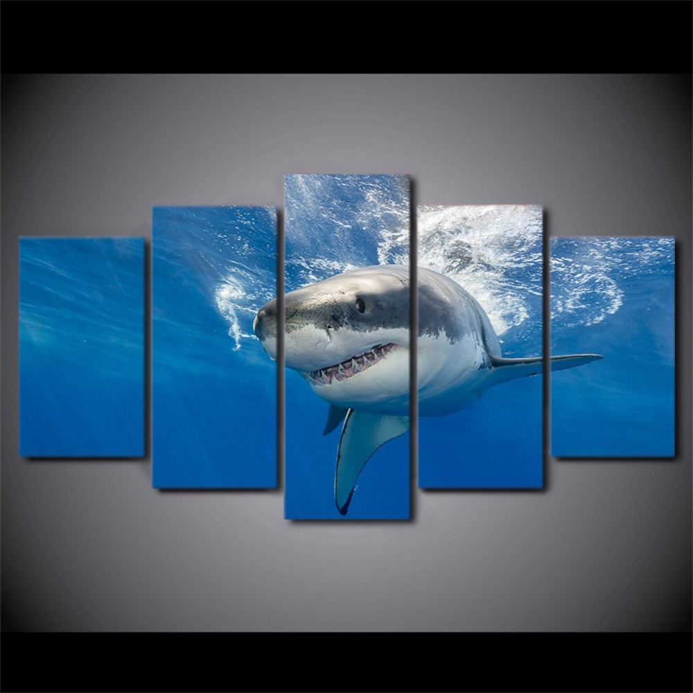 Wall Modular Popular Picture Poster Photo 5 Panel Great