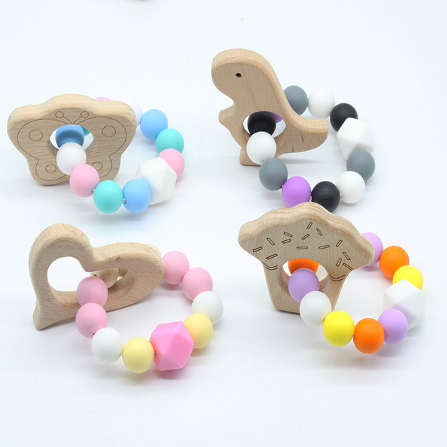 Wood Teether