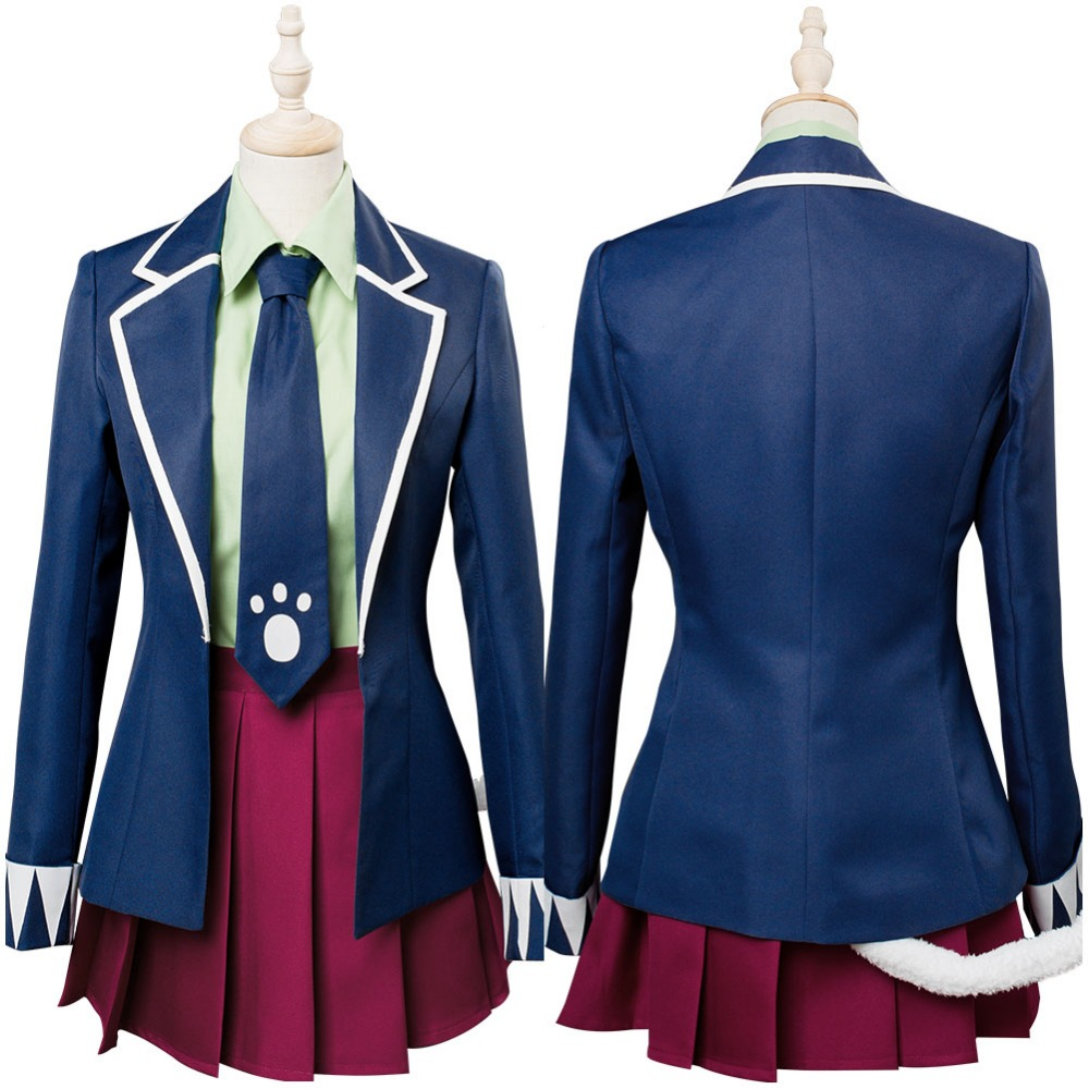 Fairy Tail Cosplay Final Season Carla Human Cosplay Costume Uniform Dress For Girls Halloween Carnival Cosplay Costumes