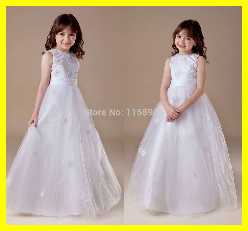 Pink Princess Flower Girl Dresses Dress Designs Girls Party Online ...