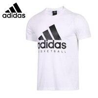 Original New Arrival Adidas ADI BB GFX TEE Men's T shirts short sleeve Sportswear