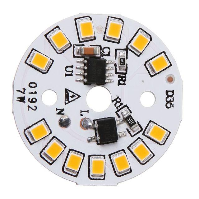LED Lamp Panel SMD Light Chip For Bulb Input Smart IC Bean Linear Drive Light Source Decor For Home Living Room