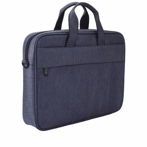 Image 3 - 2019 большая сумка для ноутбука Dell Asus Lenovo 15,6 дюймов плечевой ремень для ноутбука сумка чехол для Macbook Air Pro 13