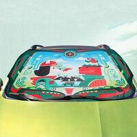 YIKA Car Window Sunshade Cute Cartoon Front Car Covers Double Sided Bubble Windshield Sun Shade For