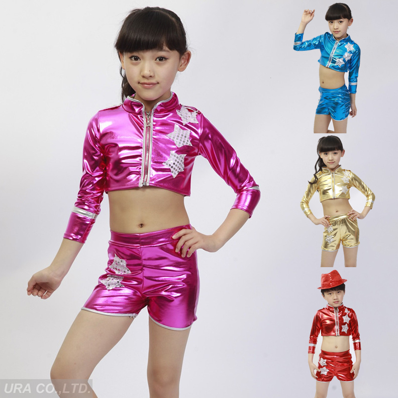 Aliexpress.com : Buy Jazz Dance Costumes for Kids 110 150cm Modern ...