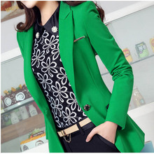 Plus Size 4XL High Quality Women Blazers and Jackets Autumn Long-sleeved Office