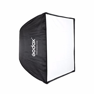 Image 2 - Godox 50x70cm Photo studio photography Rectangular Umbrella Softbox with Bowens caliber for Speedlite Photo Strobe Studio