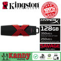 Kingston Hyperx Salvaje usb 3.0 3.1 unidad flash pen drive cle usb stick de 64 gb 128 gb pendrive chiavetta usb de regalo al por mayor memoria