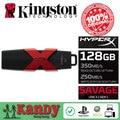 Kingston Hyperx Savage usb 3.0 3.1 flash drive pen drive 64gb 128gb pendrive cle usb stick chiavetta usb gift wholesale memoria