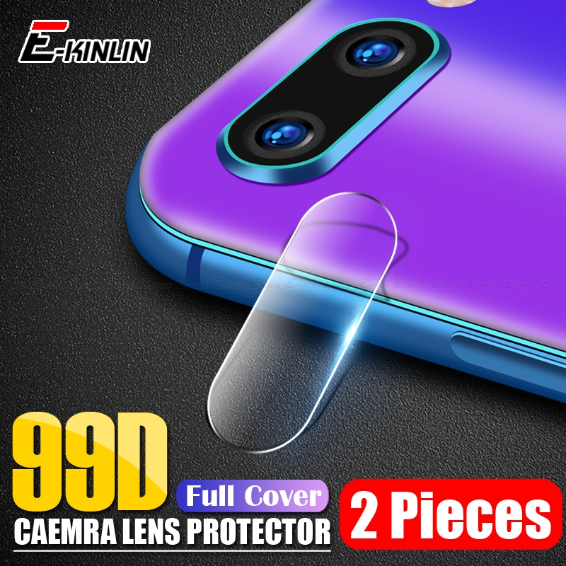 Back Camera Lens Screen Protector Film For HuaWei Mate 20 X P30 P20 Pro Honor View 10 8X Lite P Smart 2019 Plus Tempered Glass titanium ring