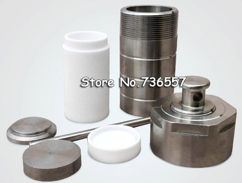 50ml Autoclave Teflon, Hydrothermal Reactor 50ml PTFE Lined Synthesis Autoclave Reactor, High Pressure Digestion Tank