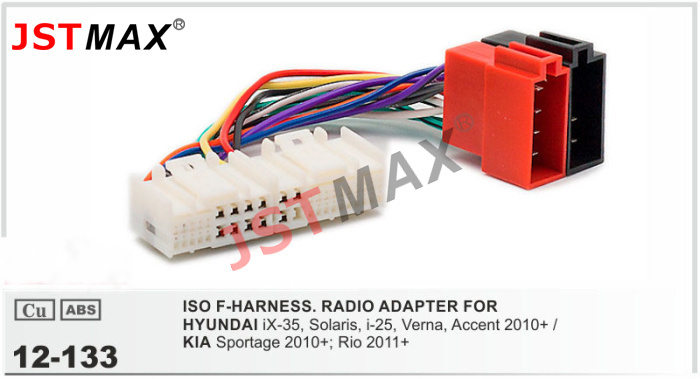 Aliexpress.com : Buy JSTMAX Car DVD Radio Stereo ISO Cable