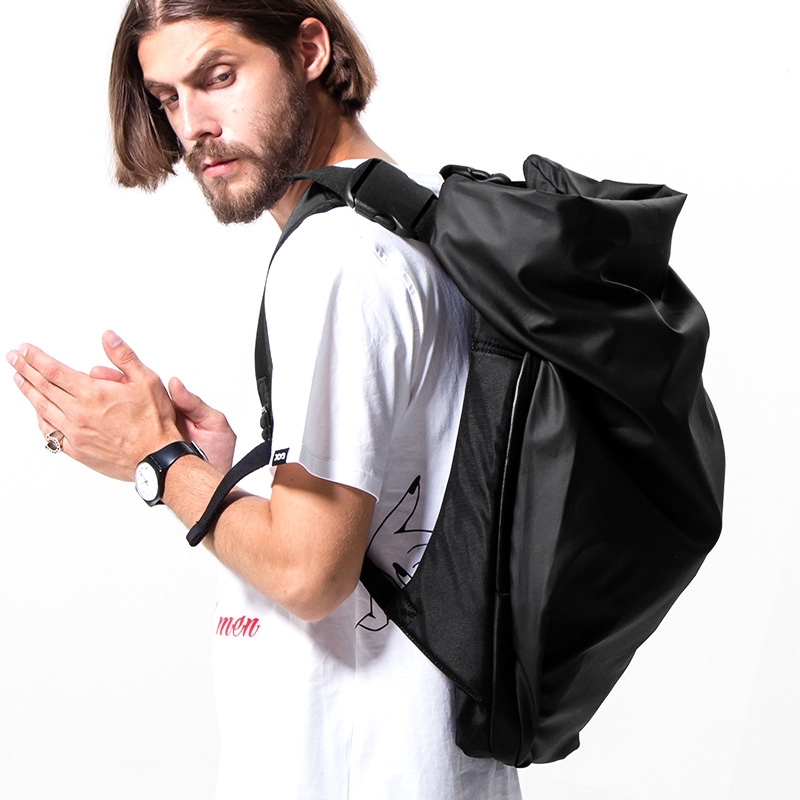 RUIL 2017 водонепроницаемый рюкзак высокой емкости, мужской рюкзак для путешествий, Прочный Модный школьный рюкзак для ноутбука, вместительная сумка для компьютера - 2