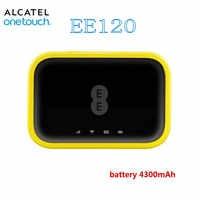 Sbloccato Alcatel EE120 Cat12 600Mbps Portable 4300mAh Batteria 4G LTE Mobile PK huawei E5770