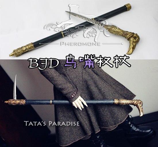 1/3  BJD SD DD Doll accessories mini  truncheon 41cm  mini sword photography tool