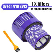 1PCS Washable Big Filter Unit For Dyson V10 Sv12 Cyclone Animal Absolute Total Clean