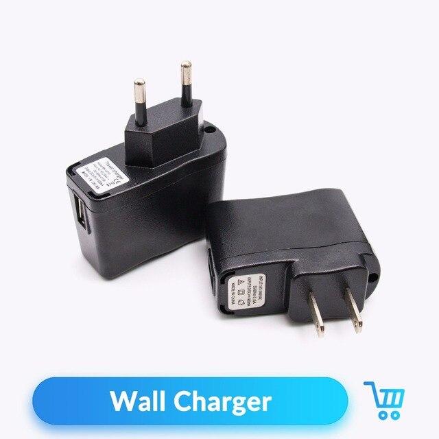 Thạch anh Banger Tường Cắm Sạc Thuốc Lá Điện Tử Phụ Kiện MỸ EU Standard cho EGO EVOD Pin E Thuốc Lá Adapter