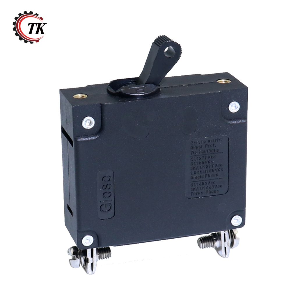 1PC Hydraulic Magnetic Circuit Breaker 15A