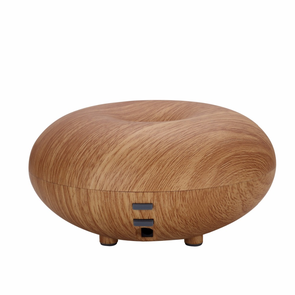 Air  Aroma Diffusor Humidifier Nebulizer Wood Grain Ultrasonic Led light Aromatherapy Essential Oil Diffuser Purifier Mist Maker ultrasonic diffuser essential oil aroma aromatherapy humidifier led wood grain air purifier mist maker s0d35