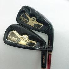 Cooyute Mew Гольф-клубы Maruman Majesty Prestigio 9 гольф утюги 5-910PAS клубы Набор Графит или Сталь ручка клюшки для гольфа Бесплатная доставка
