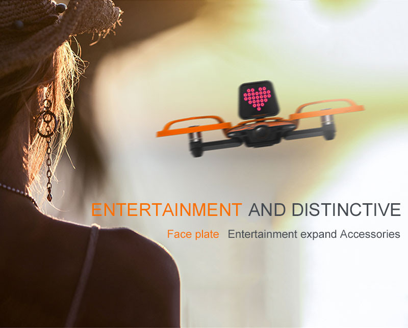 Wingsland S6 Pocket Selfie Drone Camera