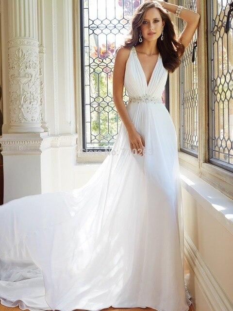 vestidos de novia vaporosos