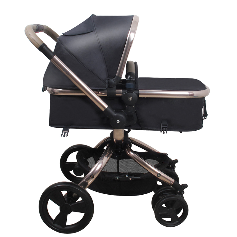 Ru free shipping ! baby stroller high landscape cart can rotate 360 degree stroller can sit and lie folding 2 in 1 stroller voondo baby stroller can sit cart 2 in 1 and 3in1reclining lightweight folding children high landscape child baby stroller bb