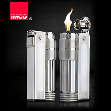 lighter gasoline Kerosene cigarette lighter Oil Petrol Refillable lighter Windproof Vintage retro style IMCO 6700 стоимость