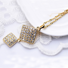 все цены на 2019 new fashion necklace retro hot sale gift exquisite gold charm necklace pendant silver ladies trend wild jewelry pendant онлайн