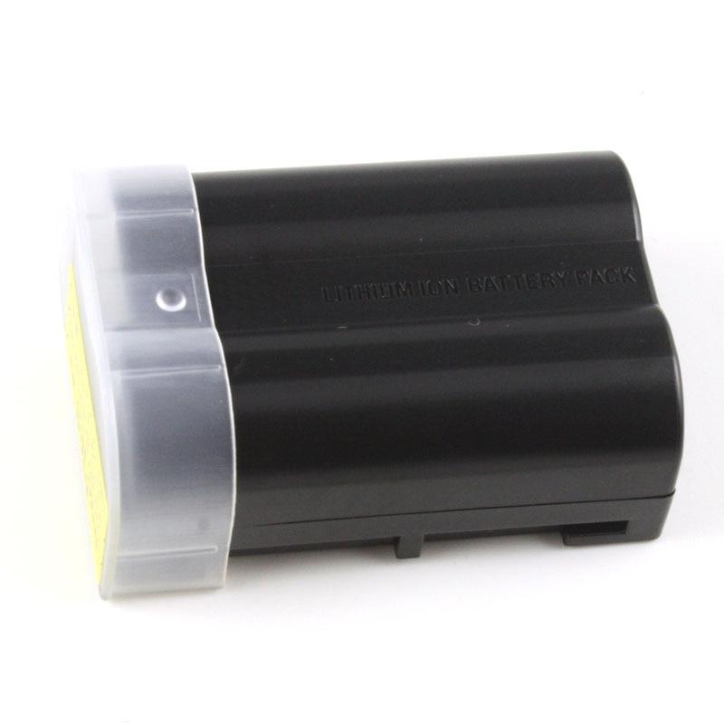 EN-EL15 Batteries EN EL15 ENEL15 Camera Battery Pack For Nikon D600 D610 D600E D800 D800E D810 D7000 D7100 D750 V1 MH-25