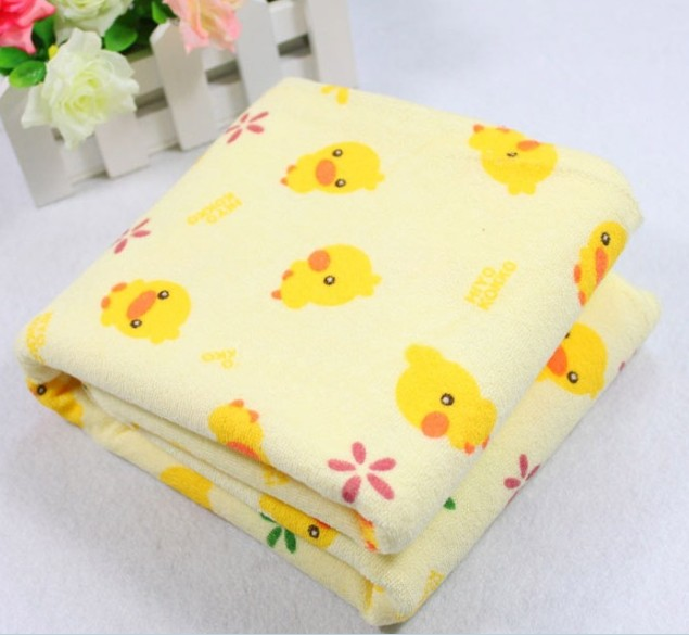 Baby Changing Mat 3 Size Baby Waterproof Urine Pad Mat Cotton Washable Waterproof Bed Sheet Pad 70 x 120cm Large BTRQ0030 image