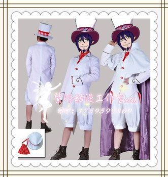 Mephisto Pheles Cosplay Costume from Ao no Exorcist - Custom Made in Any Size