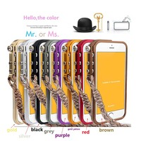 Rope Heavy Metal Toy Puzzle Game Case For Iphone 4S SE 5S 6 6S 7 8