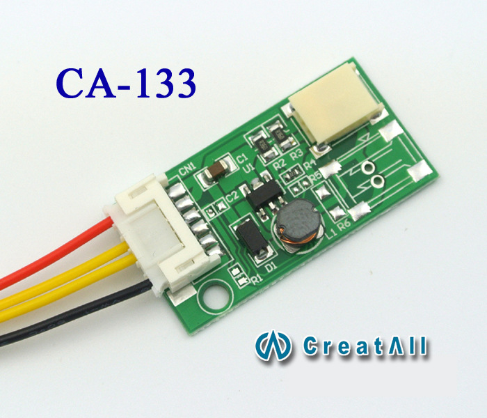 CA-133 single-port LED constant current single-lamp LED step-down drive power 9.6V output constant current source