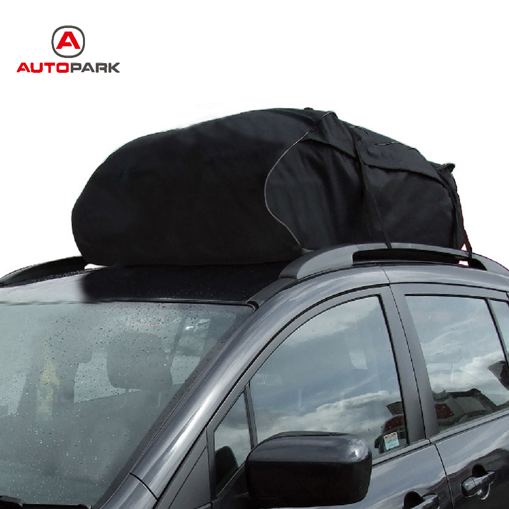 Universal Super Large 295L Roof Top Cargo Carrier Bag Roof Top Waterproof Luggage Travel Cargo Rack